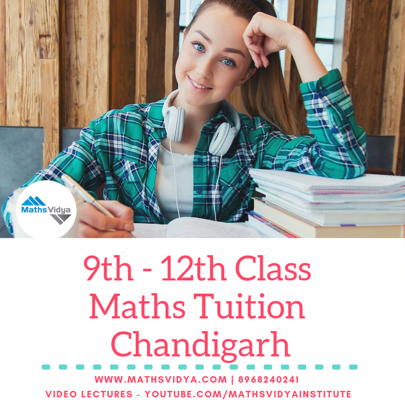 Maths tuition Chanidgarh